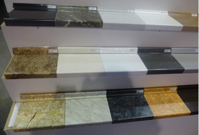 Кухонные столешницы из искусственного камня фото цена отзывы столешница hanex